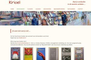 Krioel - Vintage Design Boeken